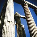Greek Pillars by Sonal Dave