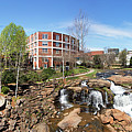 Greenville Panorama by Bill Cobb