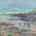 Grey Weather by Henri Moret