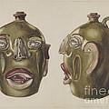Grotesque Jug by Frank Fumagalli