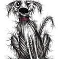 Grumpy Dog by Keith Mills