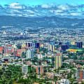 Guatemala City - Guatemala I by Totto Ponce