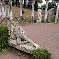 Hadrians Villa by Mindy Newman