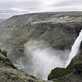 Haifoss Waterfall Iceland 1340 by Bob Neiman