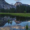 Half Dome Reflection by Ken Dietz