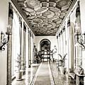 Hallway Of Elegance by Scott Pellegrin