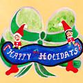 Happy Holidays  by Listen LeeMarie