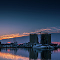 Harbor Light by Jim Archer