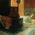 Harem Scene Henry Siddons Mowbray by Eloisa Mannion