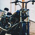 Harley-davidson by Mountain Dreams