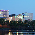 Hartford Skyline Panorama by Bill Cobb