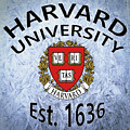 Harvard University Est. 1636 by Movie Poster Prints