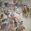Hats And Stuff Album by Debbi Saccomanno Chan