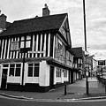 heath mill lane and the old crown pub Birmingham UK by Joe Fox