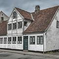 Helsingor Old Building by Antony McAulay