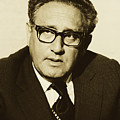 Henry Kissinger 1976 by Library Of Congress