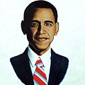 He's The Bomb Obama by Henry Frison