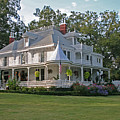 Higdon House Inn by David Campbell