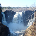High Falls by Alison Gimpel