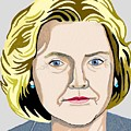 Hillary by Richard Heyman