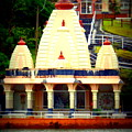 Hindu Temple by John Potts