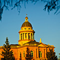 Historic Auburn Courthouse 14 by Sherri Meyer