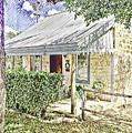 Limestone Cottage by Wendy Biro-Pollard