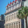 Historic Charleston South Carolina Downtown And Architetural Det by Alex Grichenko