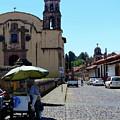 Historic Patzcuaro by Rosanne Licciardi