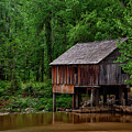 Historic Rikard's Mill - Alabama by Mountain Dreams