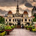 Ho Chi Minh City Hall by Andrew Matwijec