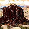 Hogan's Butte by Patricia Hengeveld