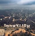Hollywood Sign by Konstantin Sutyagin