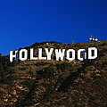 Hollywood Sign Los Angeles Ca by Panoramic Images