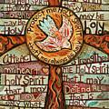 Holy Spirit Prayer By St. Augustine by Jen Norton