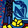 Homage To Matisse I by John  Nolan