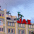 Home Of Jax Beer by Bill Cannon