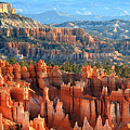 Hoodoos Of Sunset Point In Bryce Canyon by Pierre Leclerc Photography