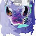 Horse Nose by Go Van Kampen