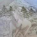 Horse by Sherri Gill