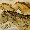 Horse Sketch by Nareeta Martin