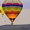 Hot-air Balloning by Heiko Koehrer-Wagner