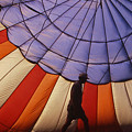 Hot Air Balloon - 11 by Randy Muir