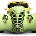 Hot Rod Ford Coupe 1938 by Oleksiy Maksymenko