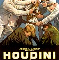 Houdini In The Grim Game 1919 by Mountain Dreams