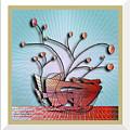 House Plant #6 by Iris Gelbart