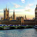 Houses Of Parliament by Anthony Dezenzio