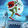 How The Grinch Stole Christmas 2000  by Geek N Rock