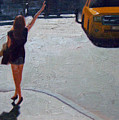 How To Hail A Cab by Tate Hamilton