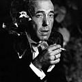 Humphrey Bogart Portrait #1 Circa 1954-2014 by David Lee Guss
